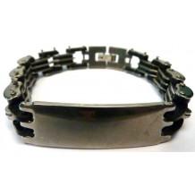 Bracelet Acier gravé