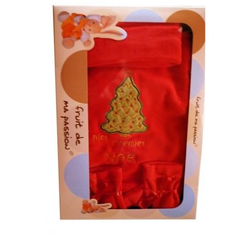 1083cd21fdf01 Pyjama de Noël pour bébé personnalisé