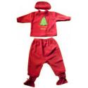 Pyjama de Noël pour bébé personnalisé